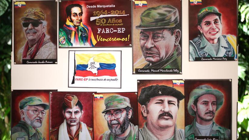 Kolumbien: Präsident droht nach Farc-Anschlag mit Abbruch der Friedensgespräche