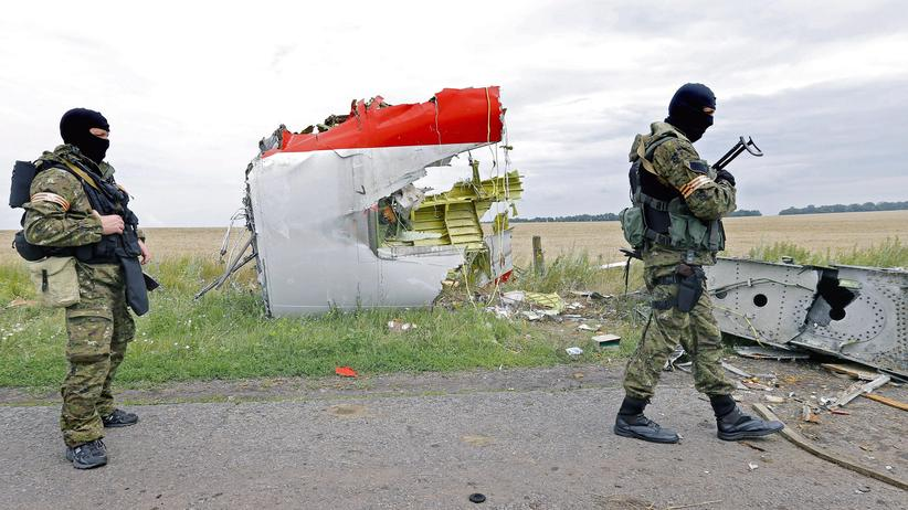 Malaysia Airlines Liveblog: MH17-Absturzstelle