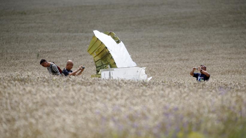 Malaysia Airlines : Niederlande leiten Ermittlungen zur Absturzursache