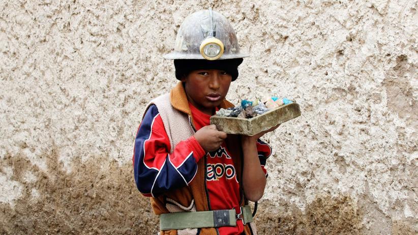 Kinderarbeit Bolivien