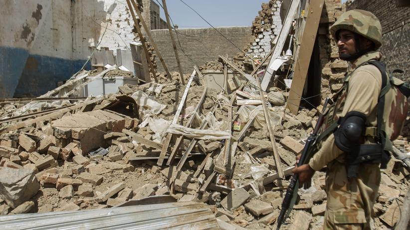 Pakistan: Wieder Tote durch Drohenangriff