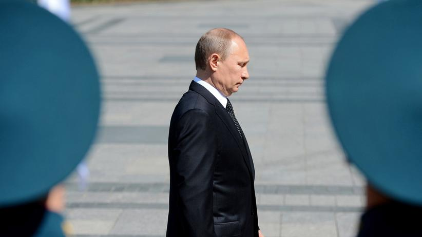 Wladimir Putin: Der isolierte Brandstifter
