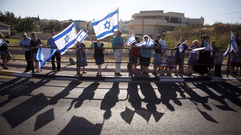 Israel: Kein Unterschied zwischen Blut und Blut