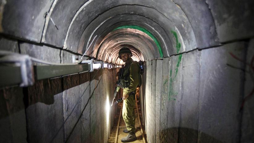 Tunnel in Palästina: Die Unterwelt von Gaza