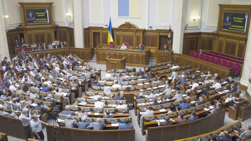 Petro Poroschenko Ukraine Kiew