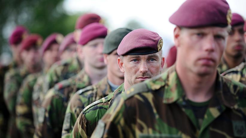 Ukraine: Niederlande für Militäreinsatz an MH17-Absturzstelle