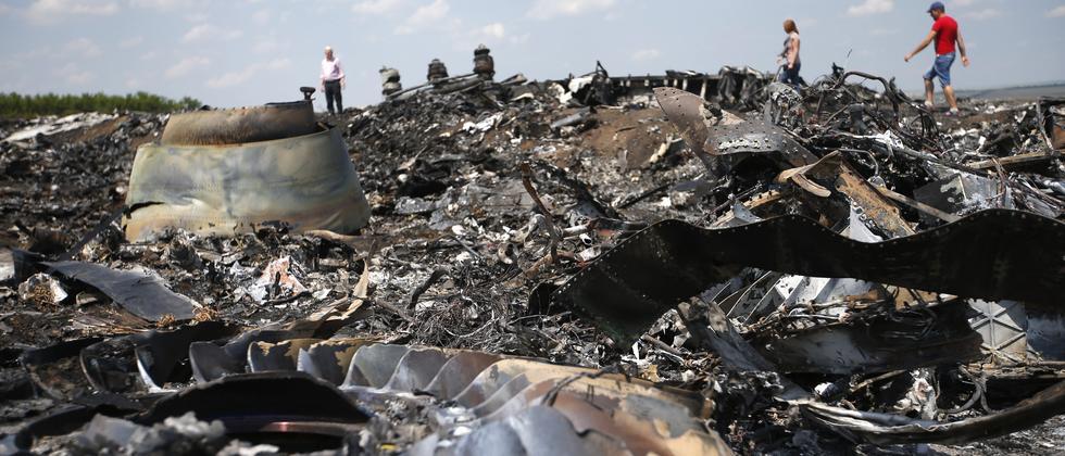 Ukraine MH17 Sanktionen Russland EU
