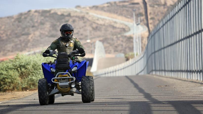 Texas schickt Nationalgarde an die Grenze zu Mexiko