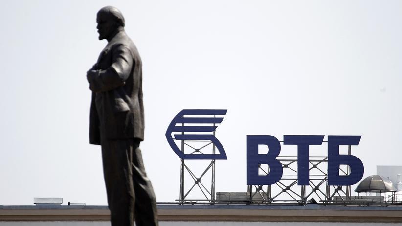 Ukraine-Krise: Russische VTB Bank
