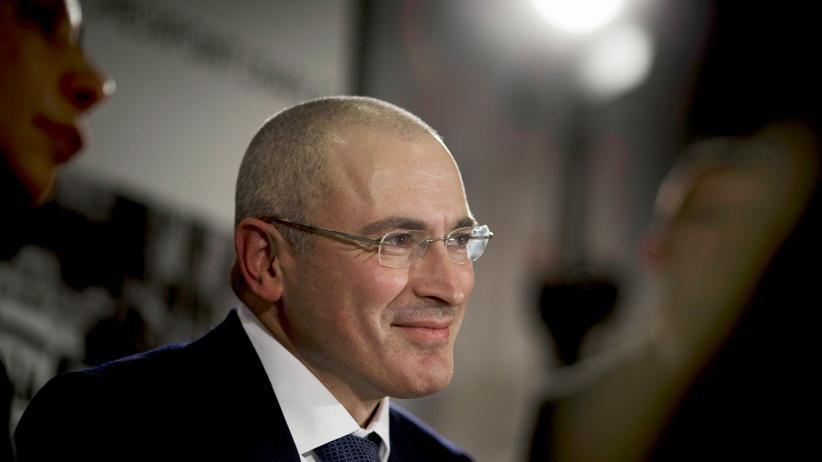 Yukos-Konzern: Der ehemalige Yukos-Manager Michail Chodorkowski