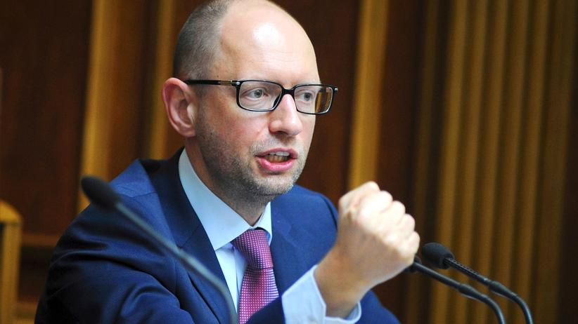 Ukraine-Konflikt: Parlament in Kiew erlässt Sanktionen gegen Russland