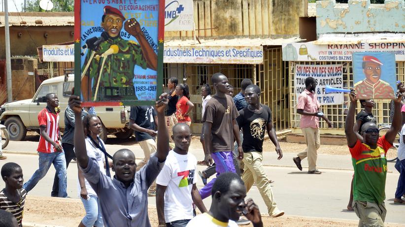 Burkina Faso: Jung, entschlossen, revolutionär