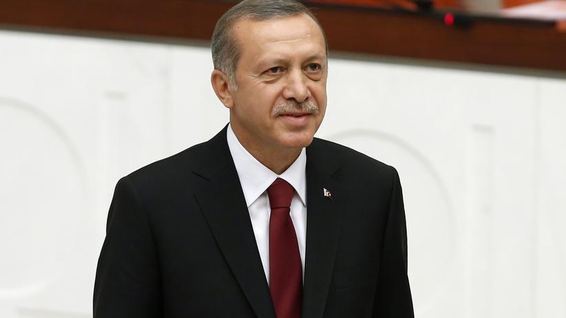 Erdogan Vereidigung