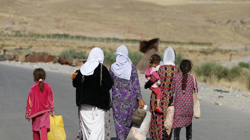 Nachrichten heute: Flüchtlinge im Nordirak
