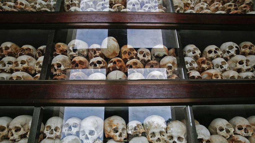 Völkermord in Kambodscha: In den Kerkern der Roten Khmer