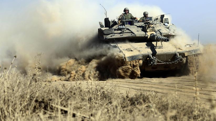 Gaza-Krieg: Großbritannien erwägt Exportstopp für ...