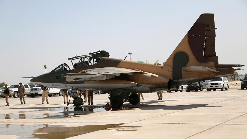 Irak: Maliki befiehlt Luftangriffe gegen Dschihadisten