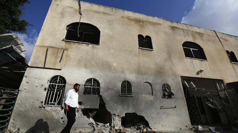 Nahost-Konflikt: Israel wird aus Syrien und dem Libanon beschossen
