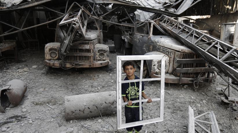 Gaza-Krieg: Wo ist der Blick für das Leid der anderen?