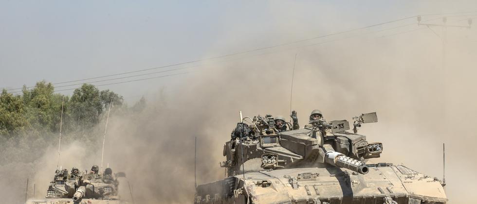 Israel Nahost-Konflikt Gaza Hamas Soldat