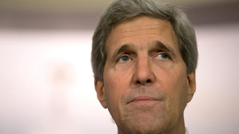 John Kerry Nahost-Konflikte Israel Hamas
