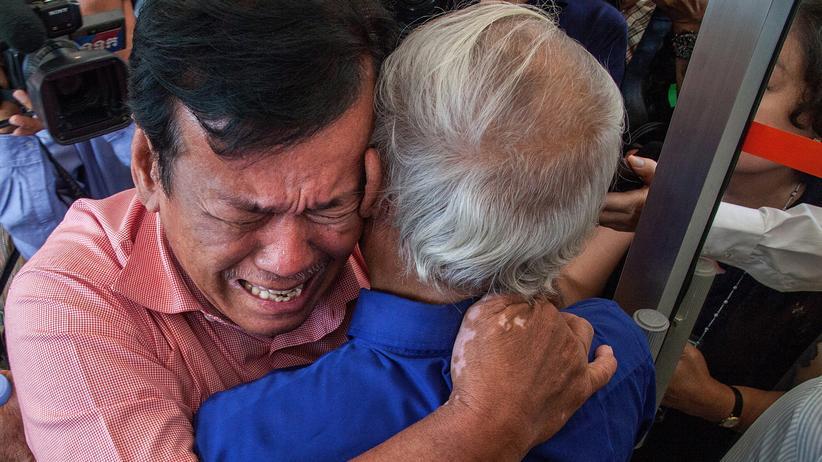 Rote Khmer: Endlich wird in Kambodscha Recht gesprochen