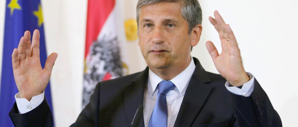 Österreich Michael Spindelegger ÖVP