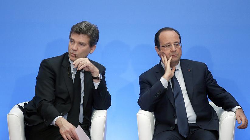 Frankreich: Hollandes mächtigster Gegner