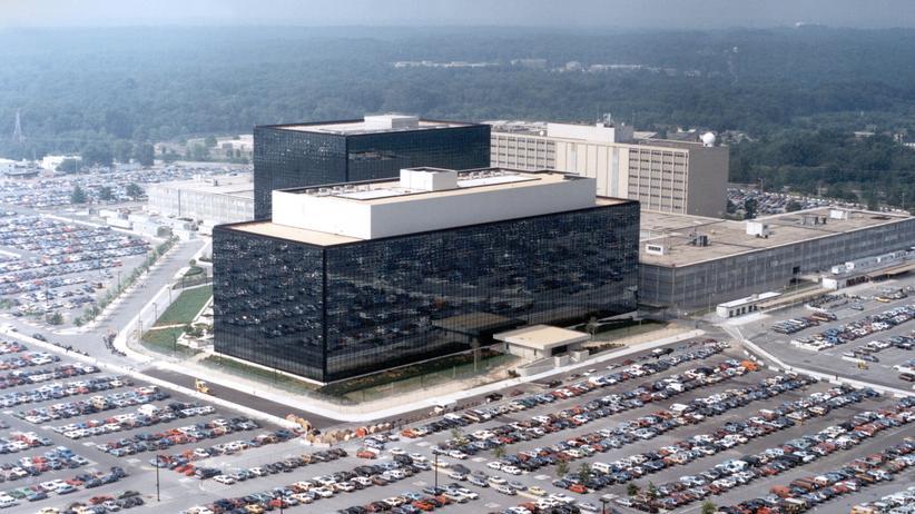 Überwachung: Das NSA Hauptquartier im amerikanischen Fort Mead