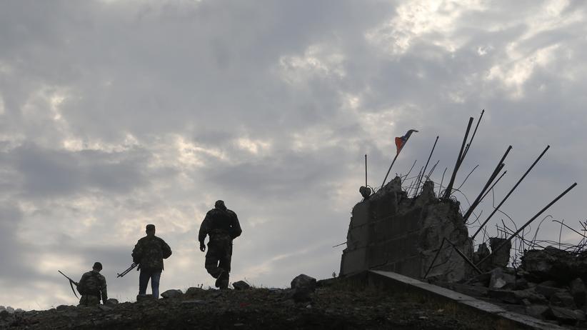 Ukraine: Keine militärische Reaktion der USA auf russischen Vormarsch