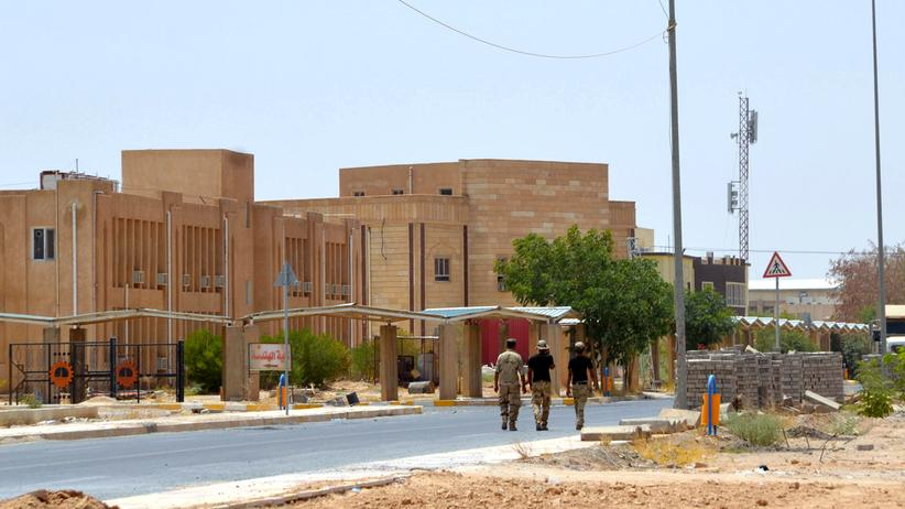 Irak: Armee greift IS-Stellungen in Tikrit an