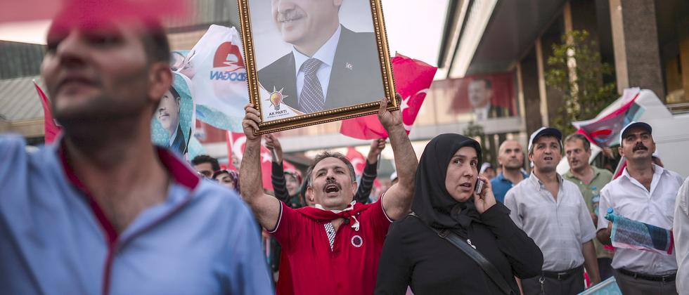 Türkei Wahl Istanbul