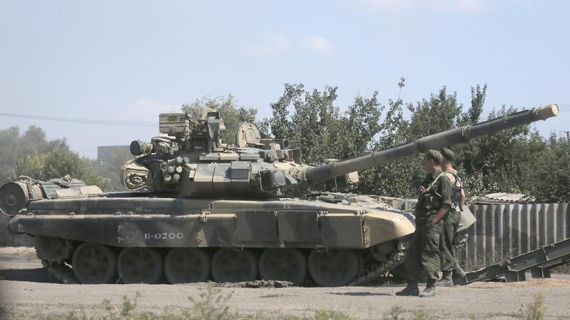 Ukraine: Das ist Krieg, Europas Krieg