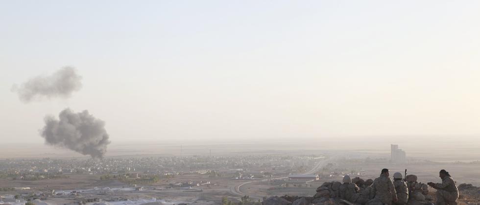 Islamischer Staat im Irak Is Irak Bagdad Mossul USA Luftangriffe