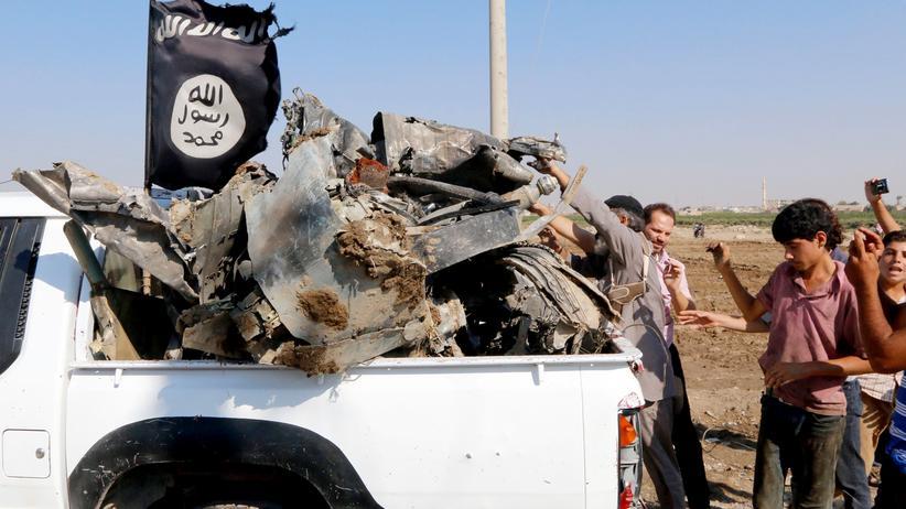Islamischer Staat im Irak und Syrien Is Irak Bagdad Mossul