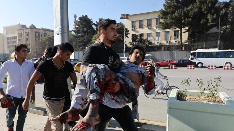 Afghanistan Kabul Anschlag