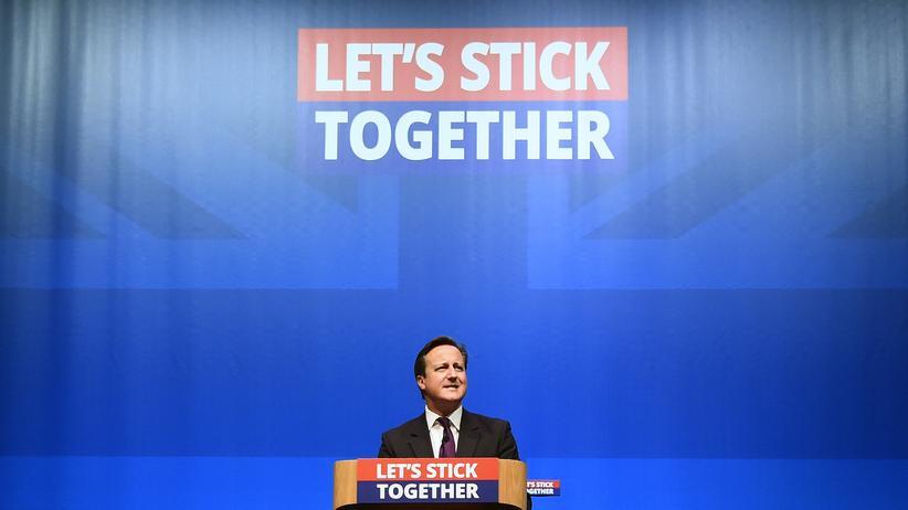 Großbritannien: Zum Föderalismus verdammt