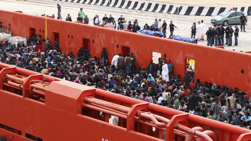 Italien: Grillo im Ebola-Wahn