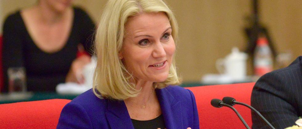 Helle Thorning-Schmidt Terrormiliz Islamischer Staat