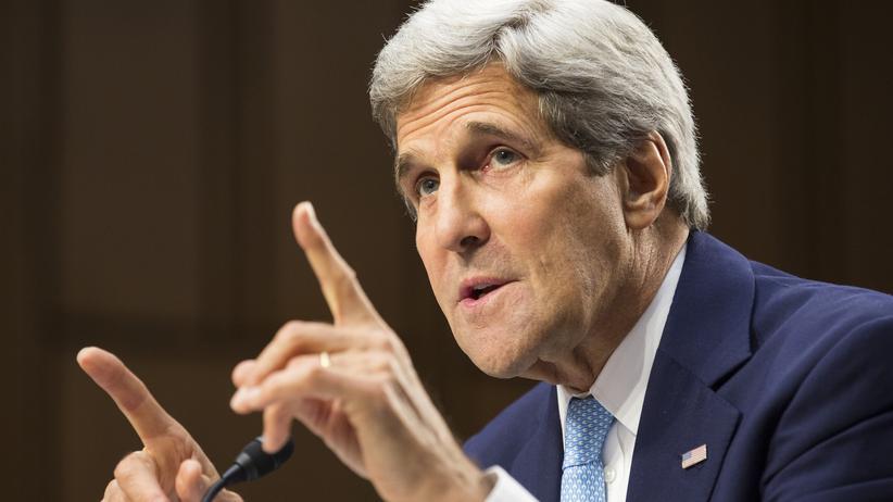 """Islamischer Staat"" UN-Sicherheitsrat Kerry"