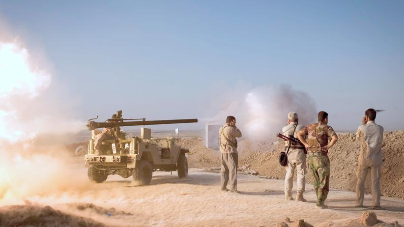 """Irak: """"Es wird kein gutes Ende für den Mittleren Osten geben"""""""