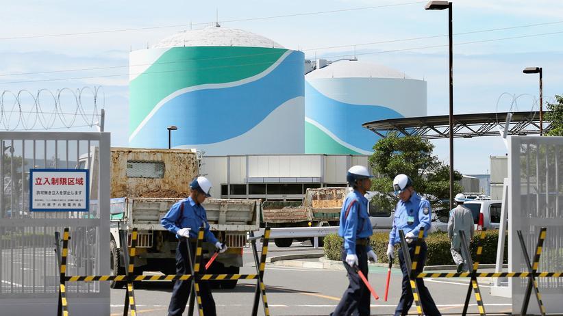 Atomkraft: Das AKW Sendai in Japan