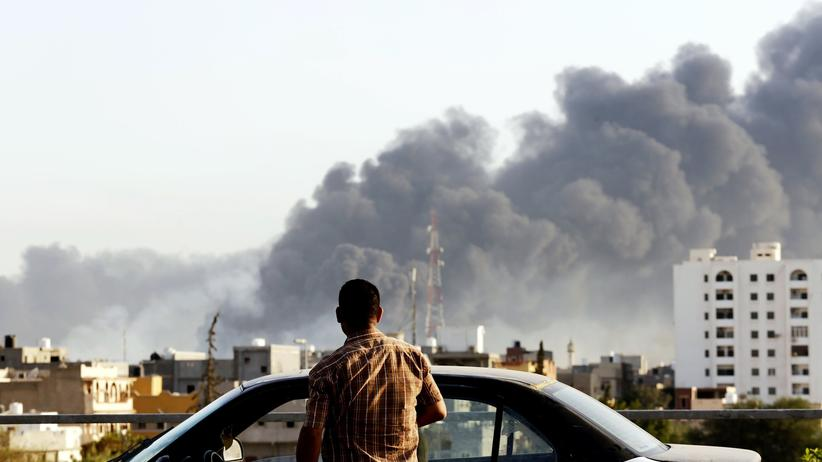 Afrika: Libyen muss schnell auf die europäische Agenda