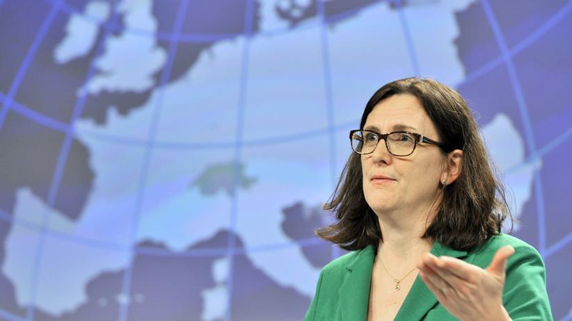 Freihandelsabkommen: EU-Kommission offenbar zu Kurswechsel bei TTIP bereit
