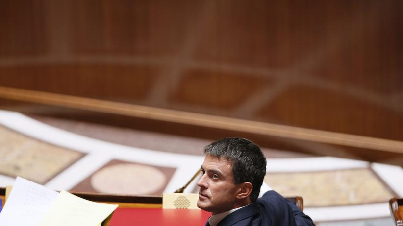 Frankreich: Regieren mit dem Schraubstock
