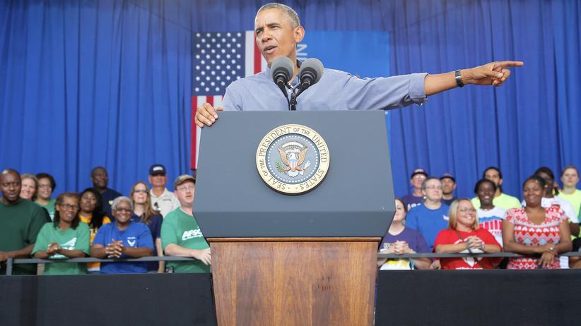 """""""Islamischer Staat"""": Obama zu Luftangriffen in Syrien entschlossen"""
