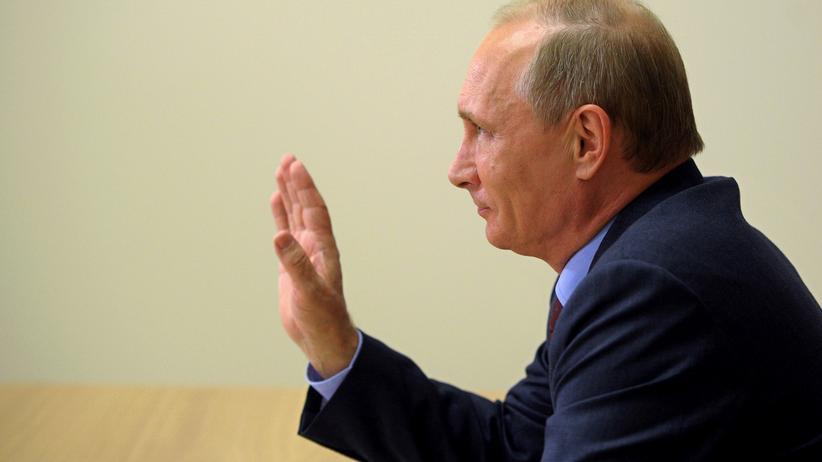 Russland: Wie weit lassen wir Putin zu weit gehen?
