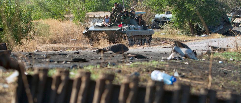 Russland Nato Streitkräfte Ukraine Abzug