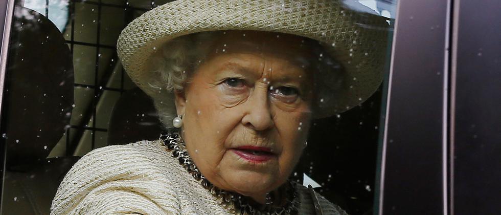 Schottland Referendum Queen Elizabeth