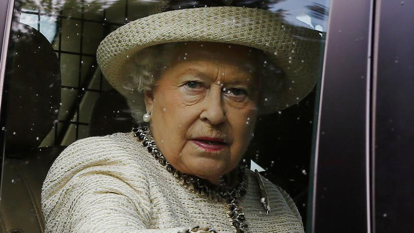 Schottland: Queen Elizabeth II.